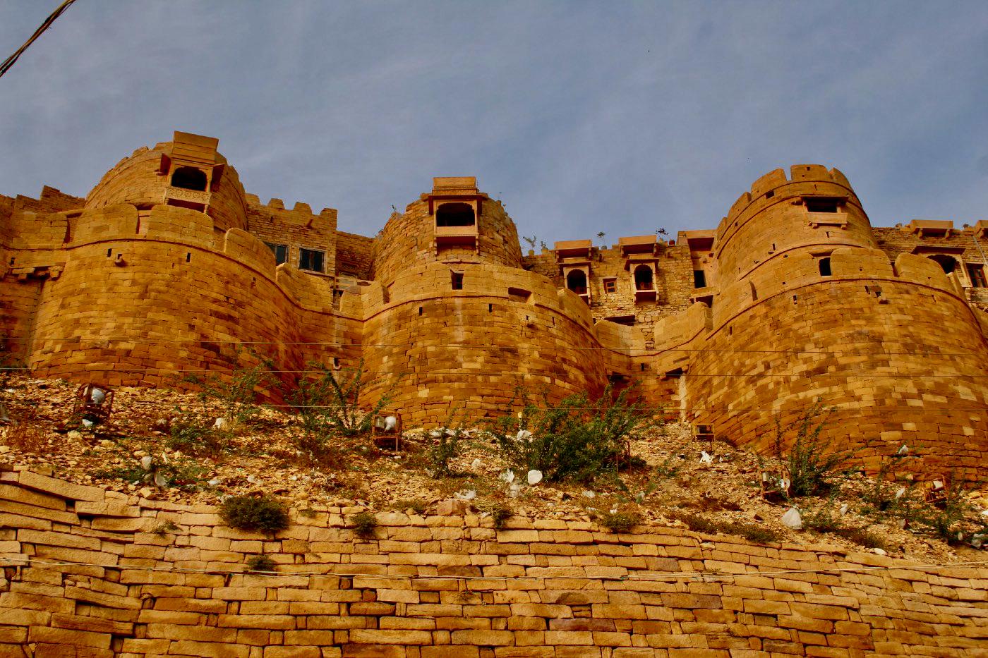 Jaisalmer Fort The Golden City India