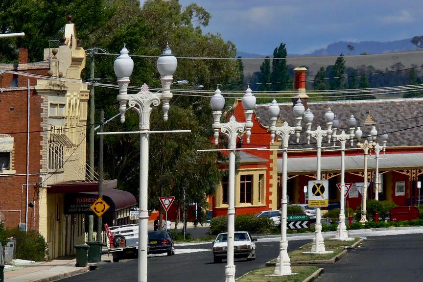 BATHURST CENTRAL WEST NSW AUSTRALIA