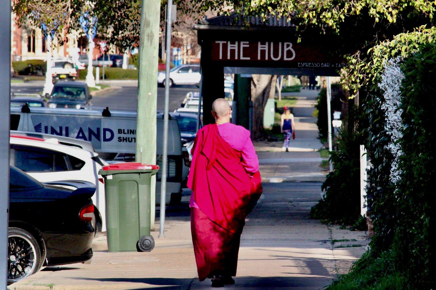 Food and Coffee Bathurst NSW The Hub