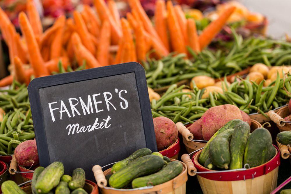 Fresh local produce food Bathurst NSW Markets