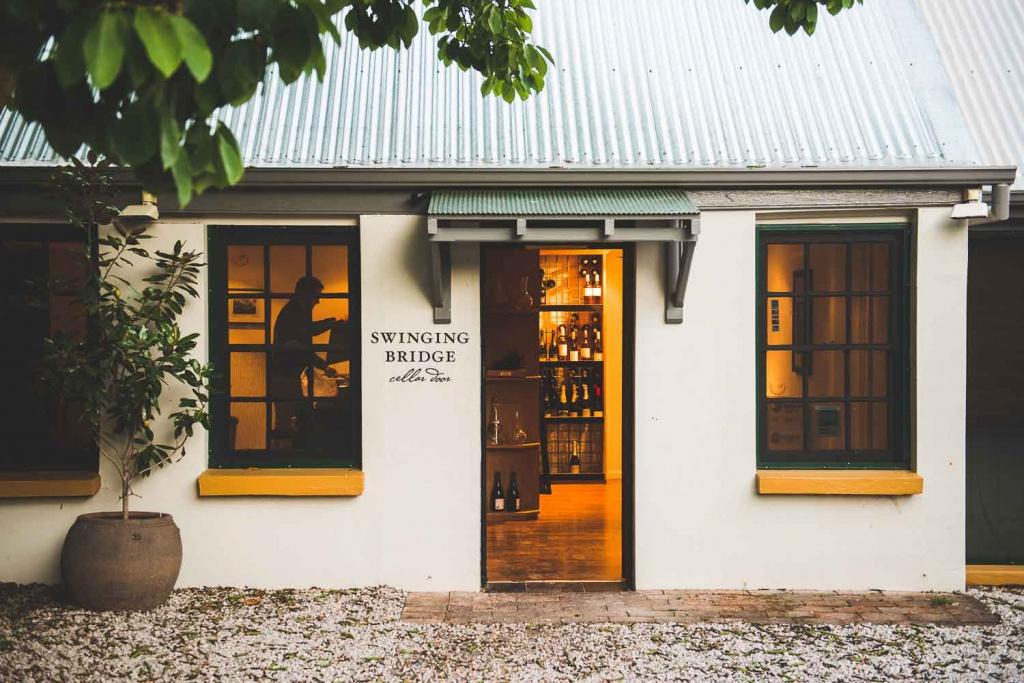 Swinging Bridge Winery Orange NSW Australia Central West Region