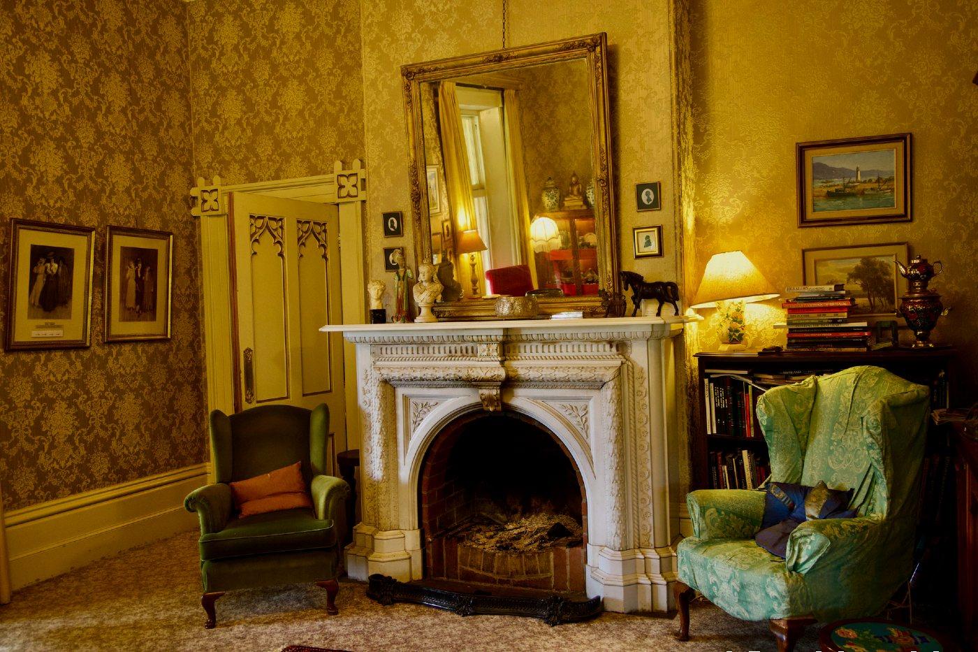 Abercrombie House Bathurst NSW Fireplaces