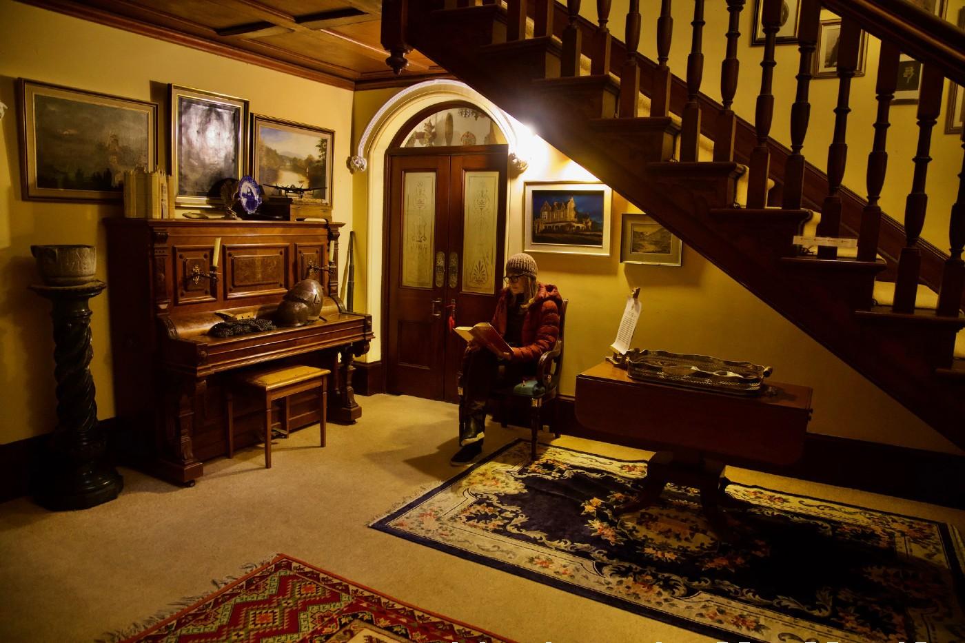 Storitella Relaxing in Abercrombie House Bathurst