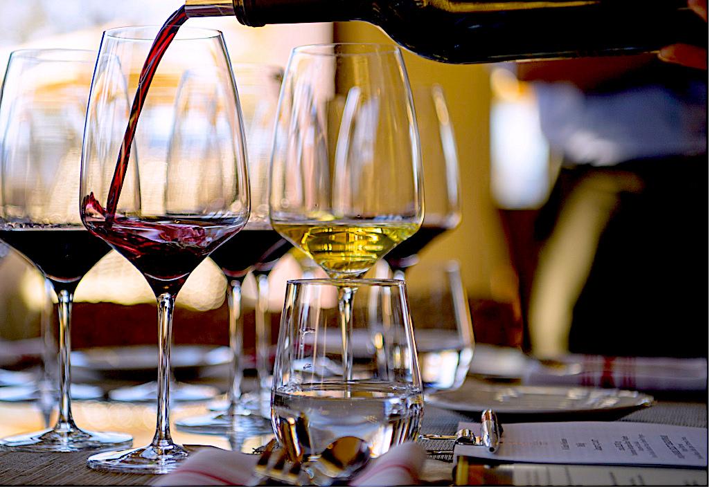 Wine Tasting Broke wine area Hunter Valley NSW